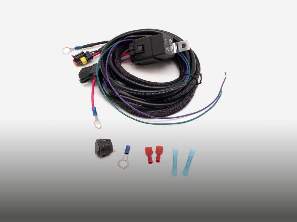 Single-Lamp Wiring Kit (Position Light, 12V)