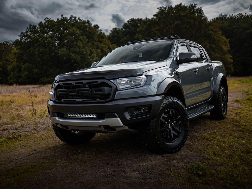 Ford Ranger Raptor (2018+) Bumper Beam Mounting Kit