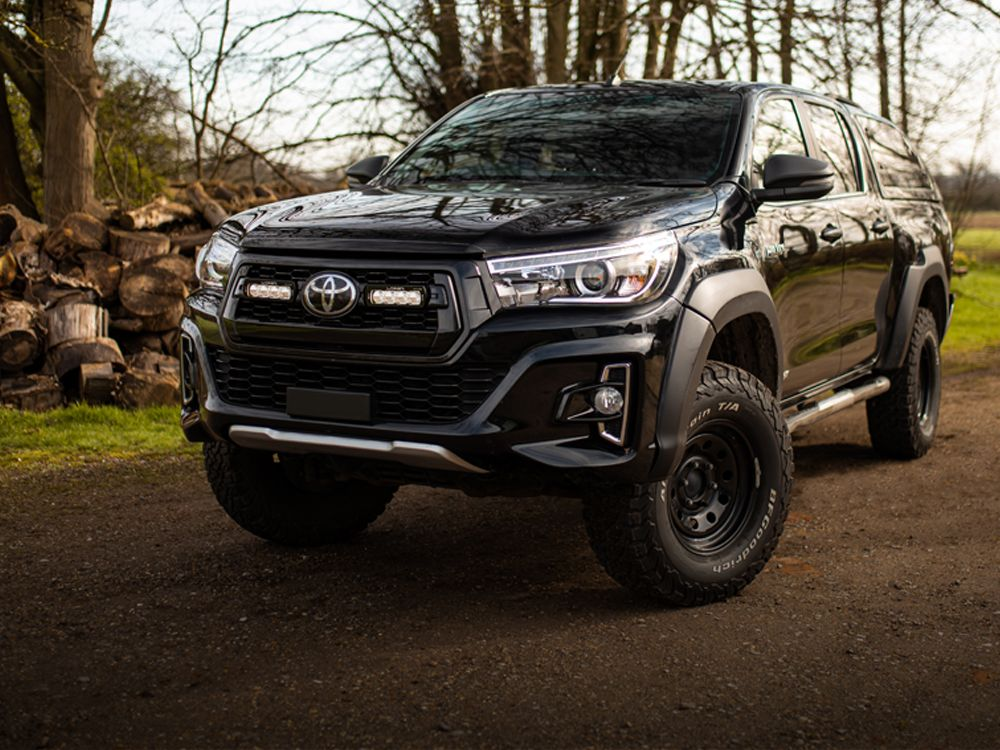 Toyota Hilux Invincible X Grille Kit
