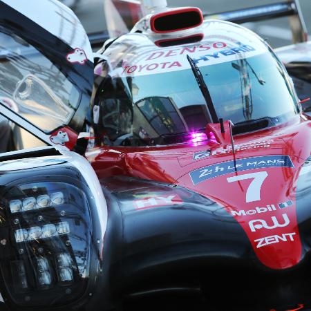 Toyota Motorsport  - Le Mans 24Hr