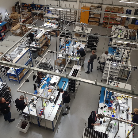 Lazer Lamps - UK Manufacture