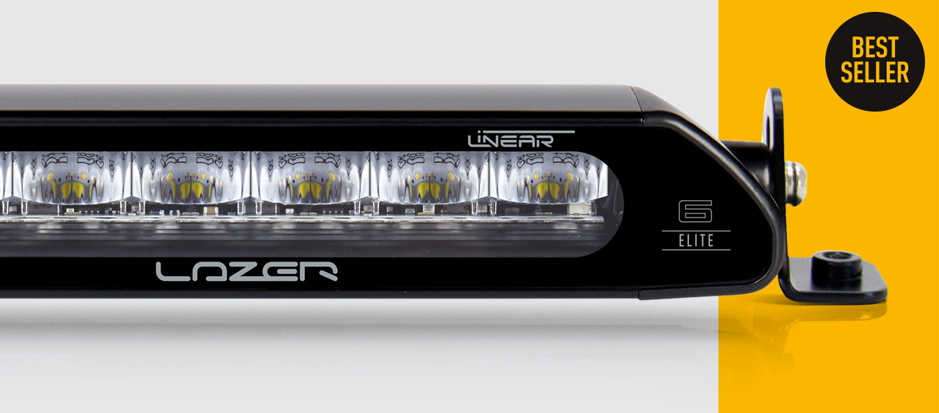 Linear HIgh Performance LED Driving Lights